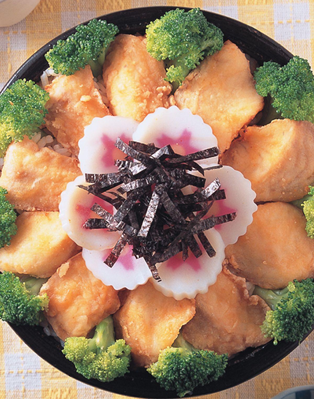 食譜:鯛魚拌飯