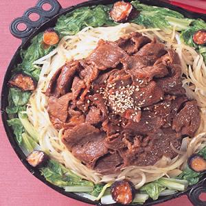 牛五花烤肉飯