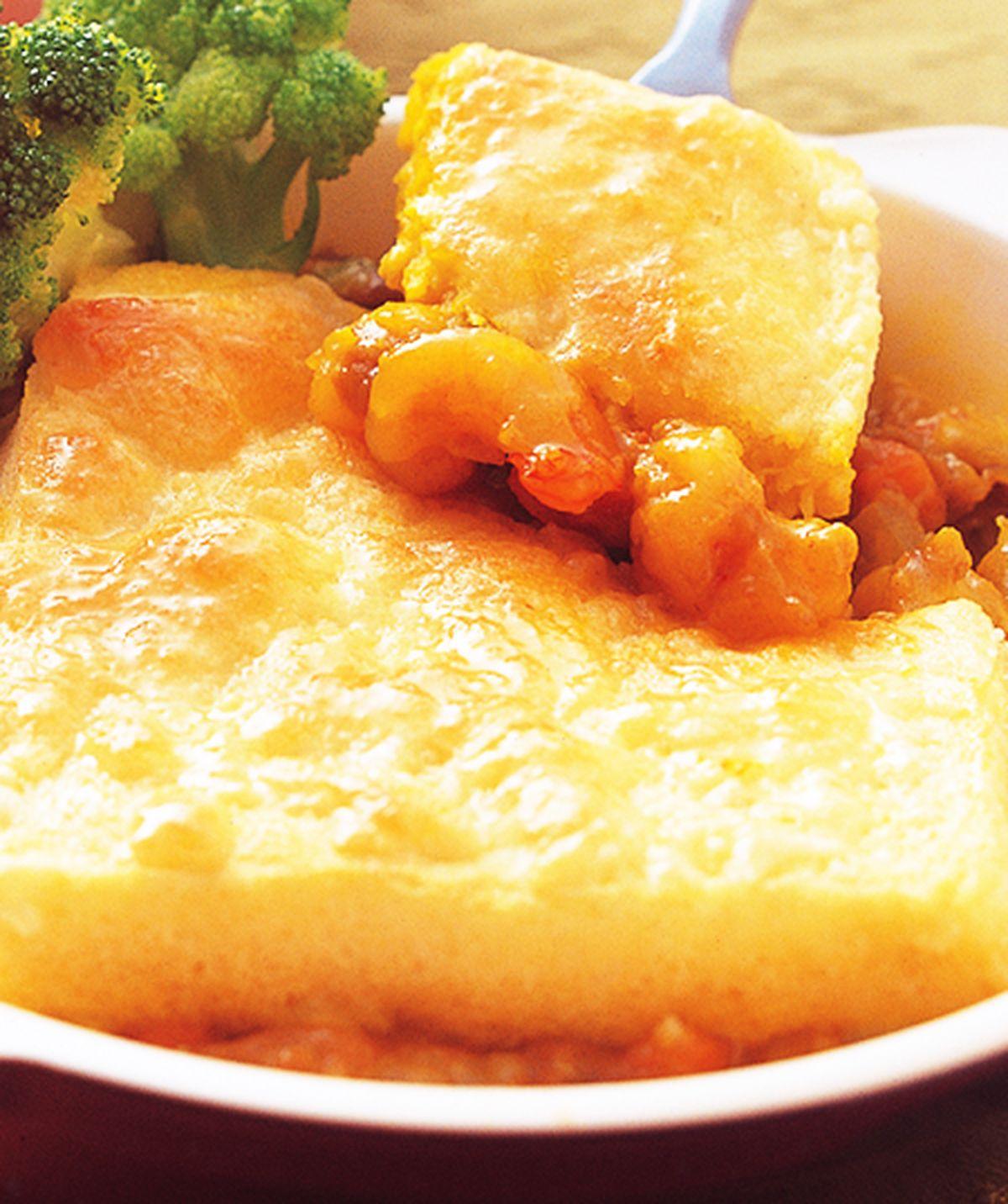 食譜:咖哩焗烤土司