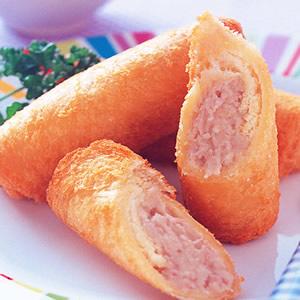 香酥芋頭土司捲