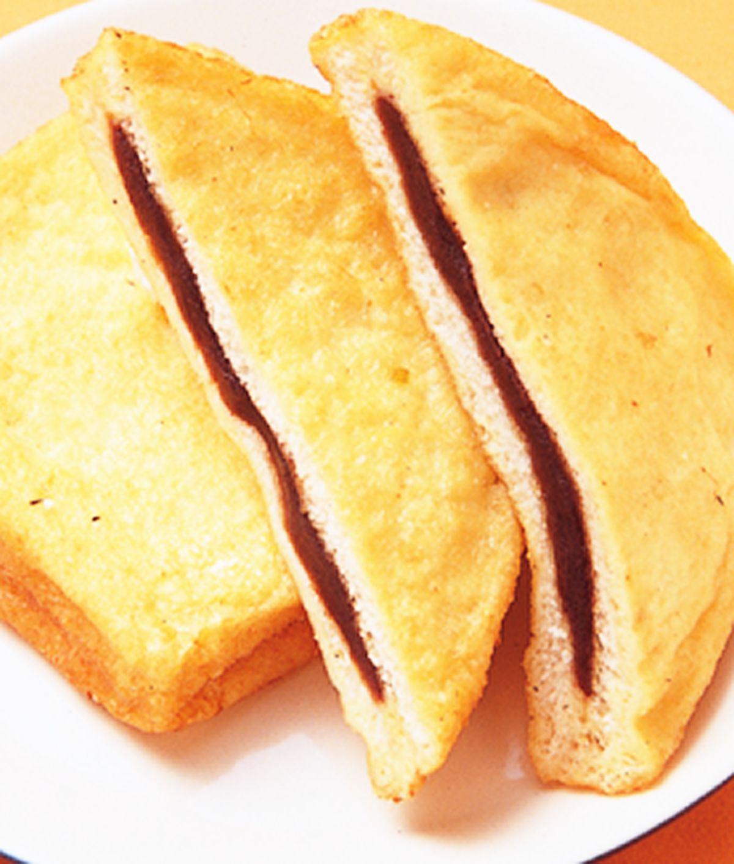 食譜:豆沙夾