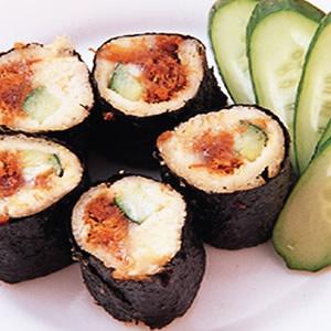 海苔土司捲