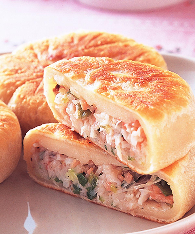 食譜:蘿蔔絲餡餅