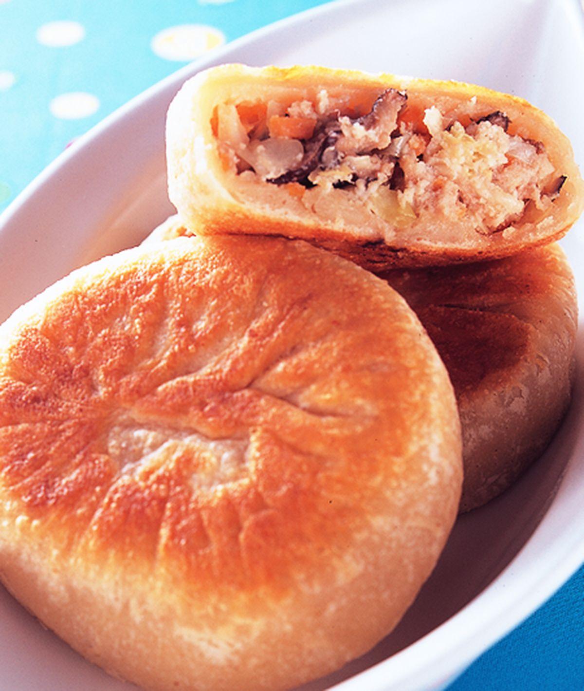 食譜:豆渣餡餅