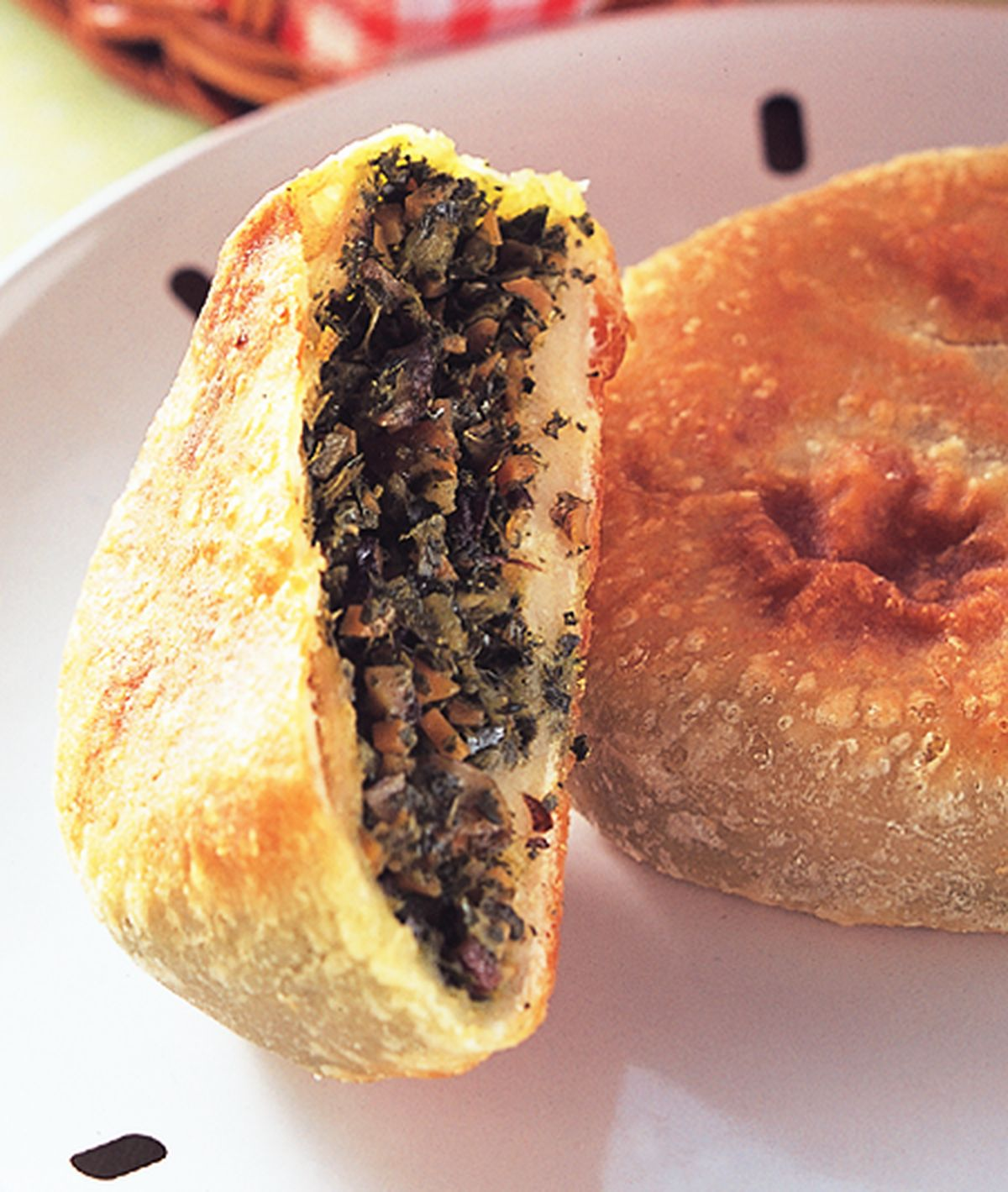 食譜:香椿餡餅