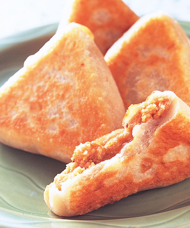 食譜:花生餡餅