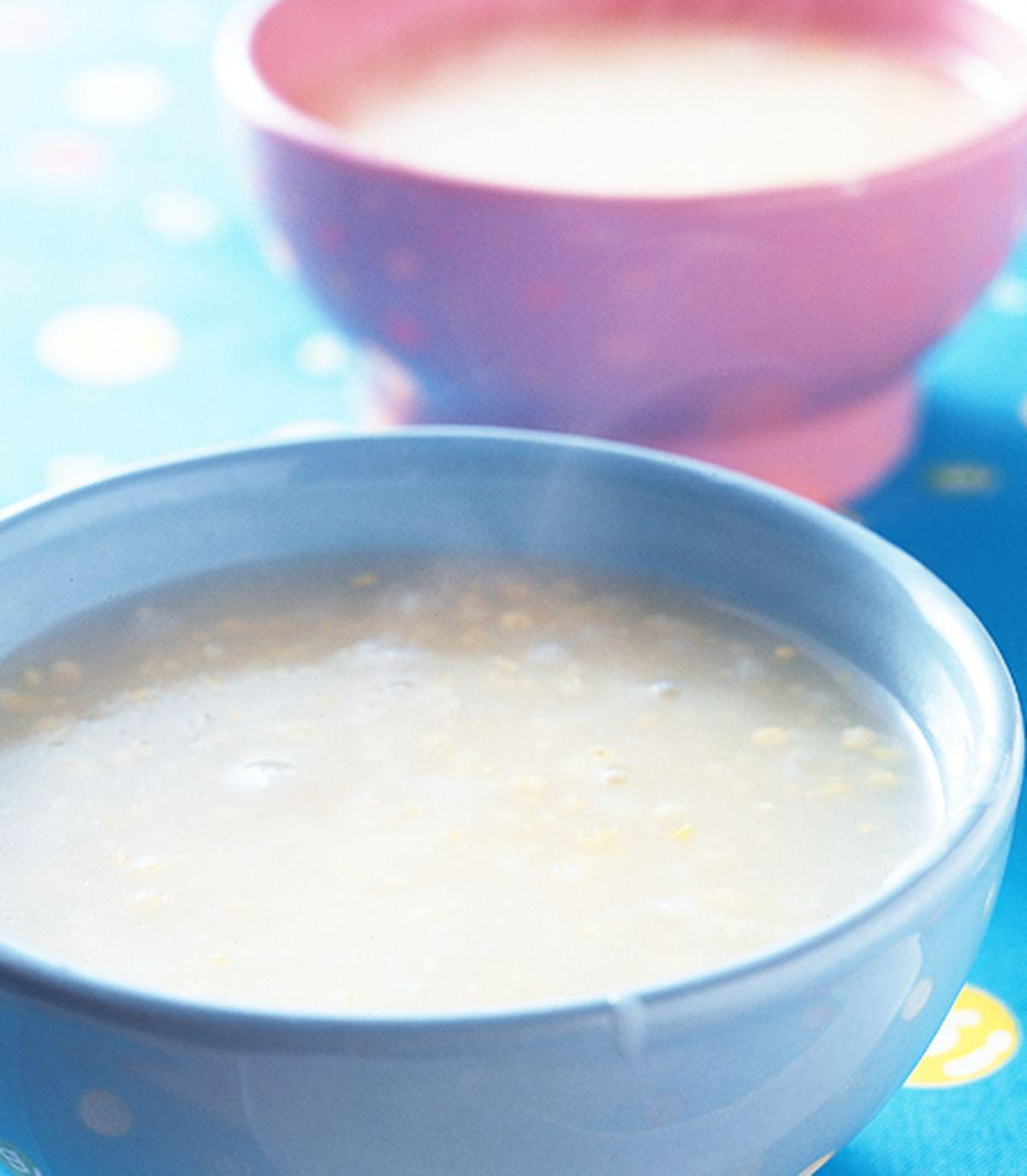 食譜:小米粥(1)