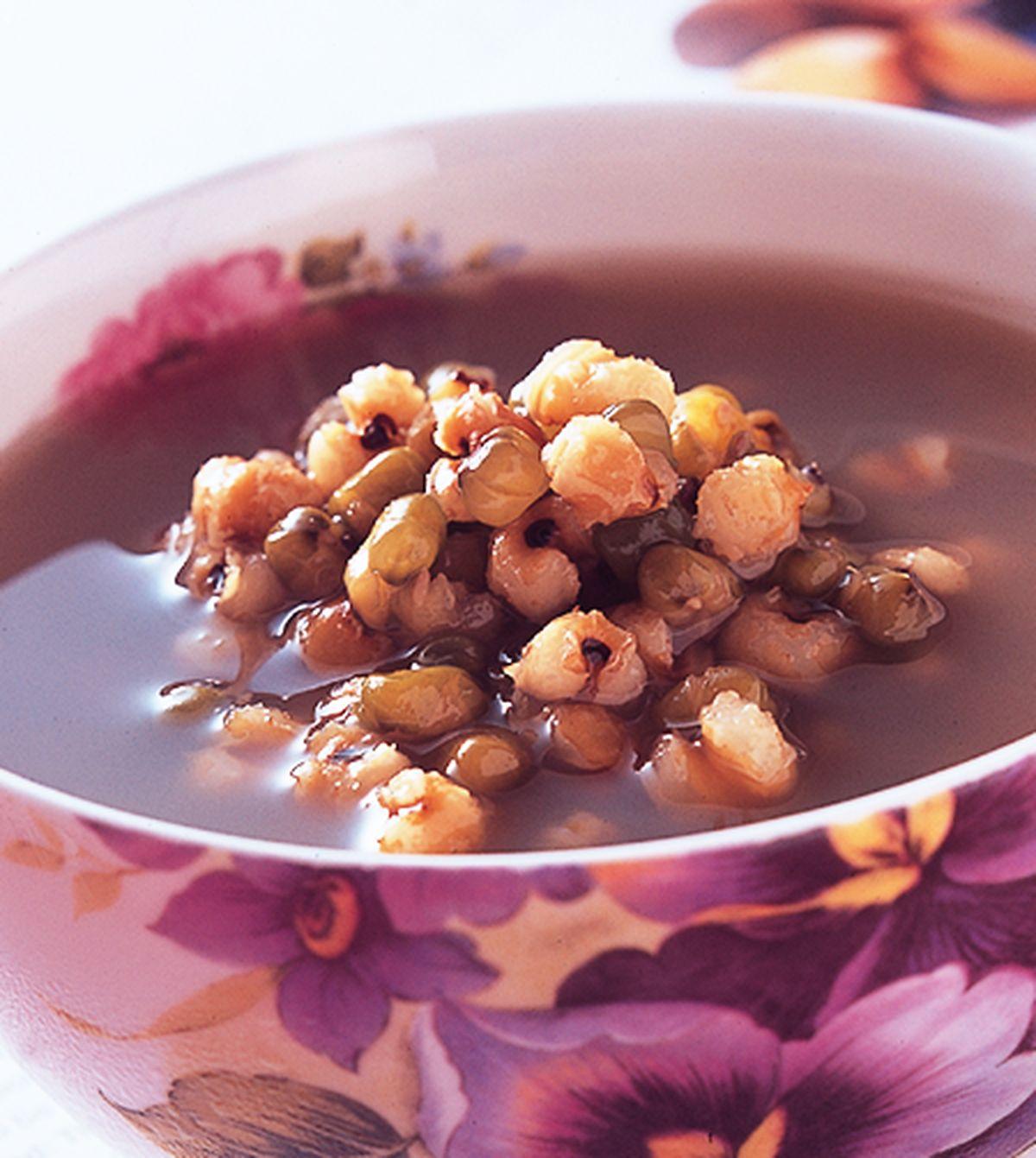 食譜:紅薏仁綠豆湯