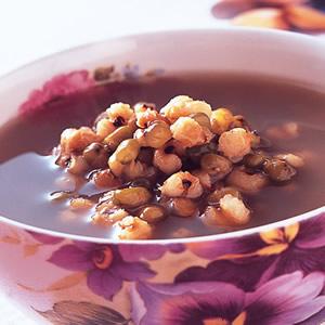 紅薏仁綠豆湯