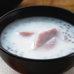 芋頭椰汁西米露