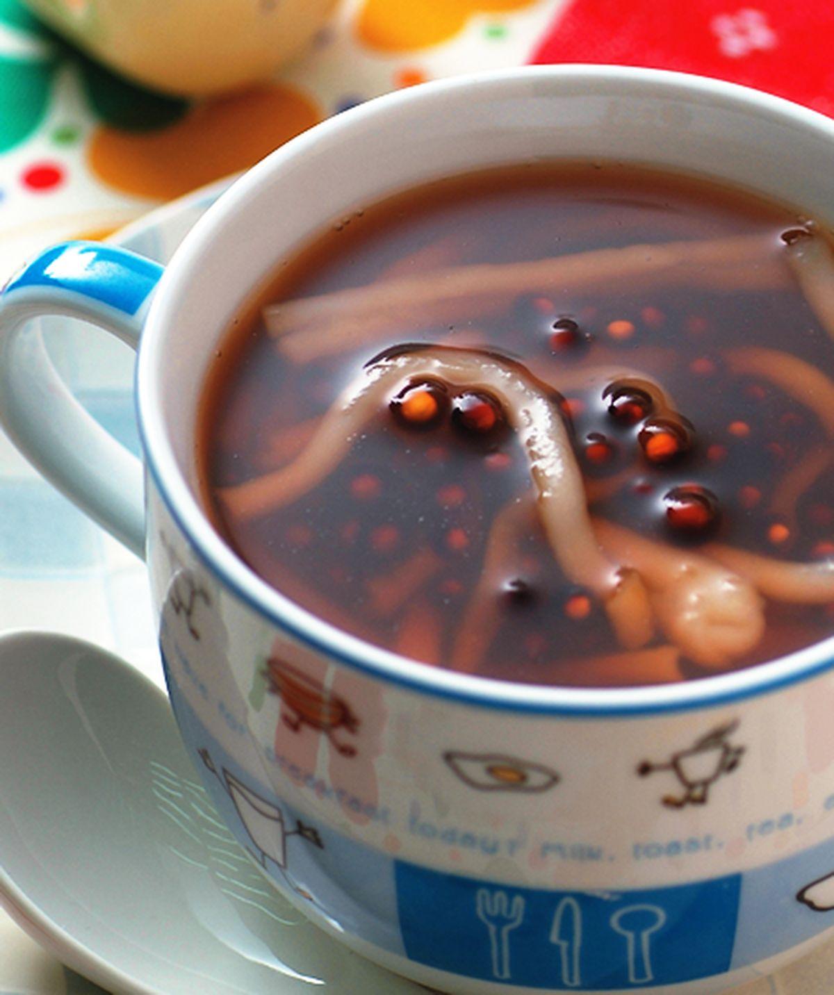 食譜:米苔目甜湯