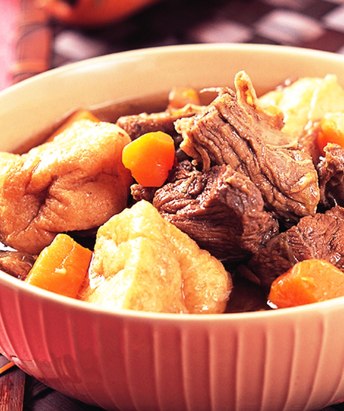 食譜:紅燒牛肉(1)