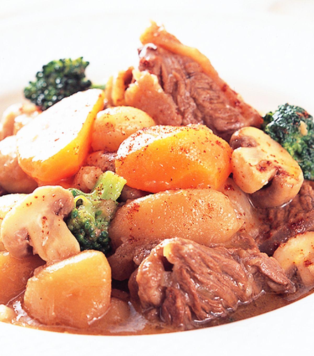 食譜:紅酒燉牛肉(1)