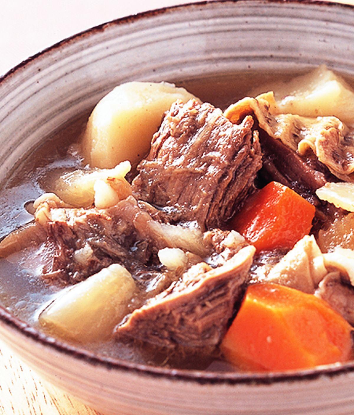 食譜:馬鈴薯燉牛肉(1)