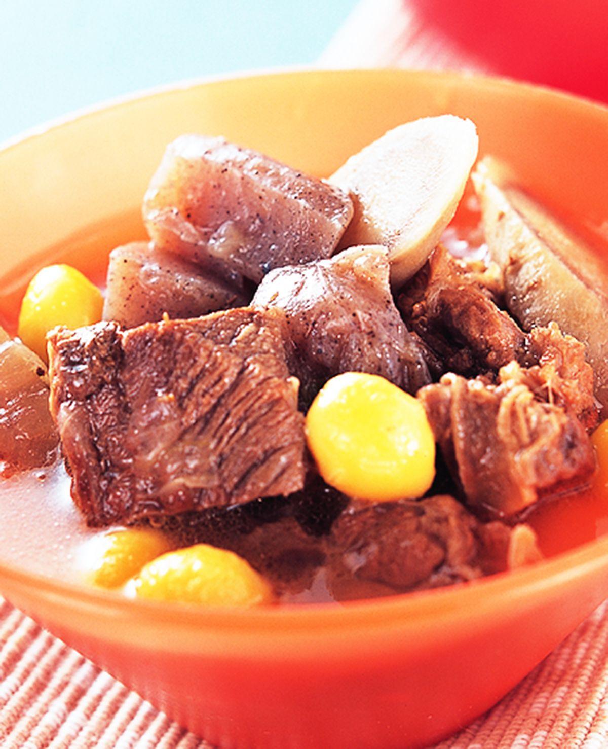 食譜:蒟蒻燉牛肉