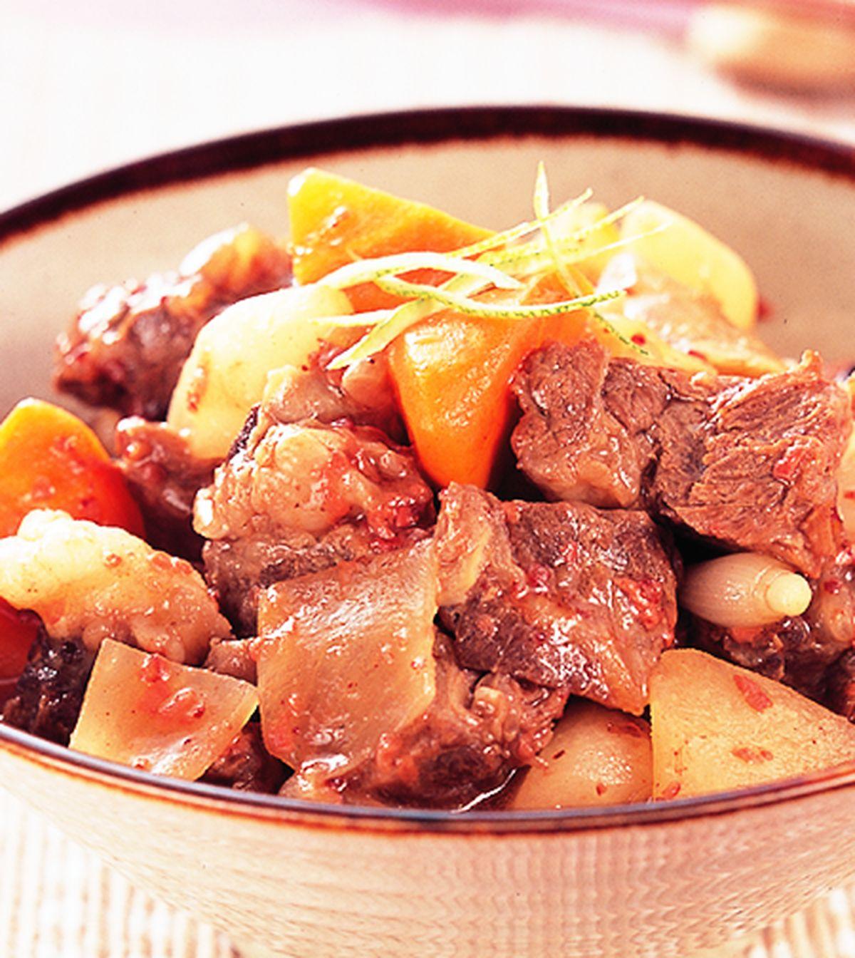 食譜:紅麴燉牛肉