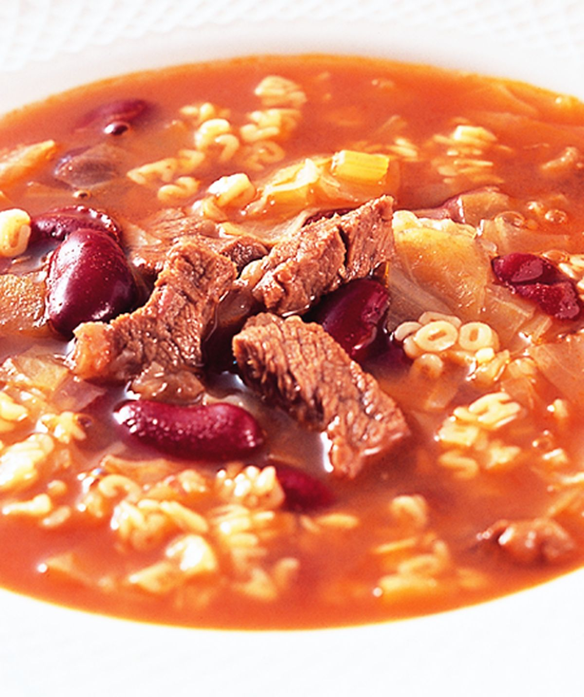食譜:義式蔬菜燉牛肉湯