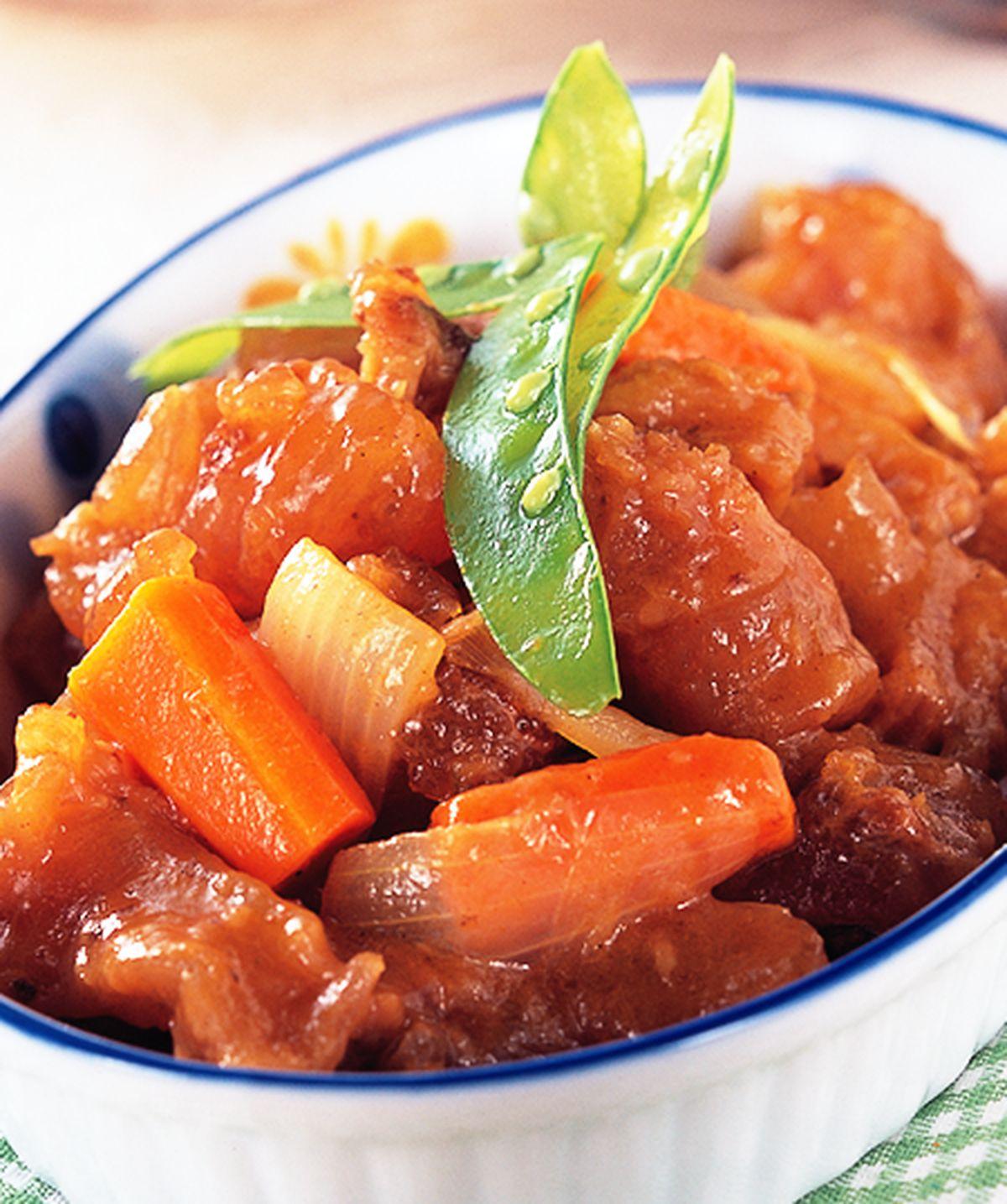 食譜:咖哩燉牛肉(1)