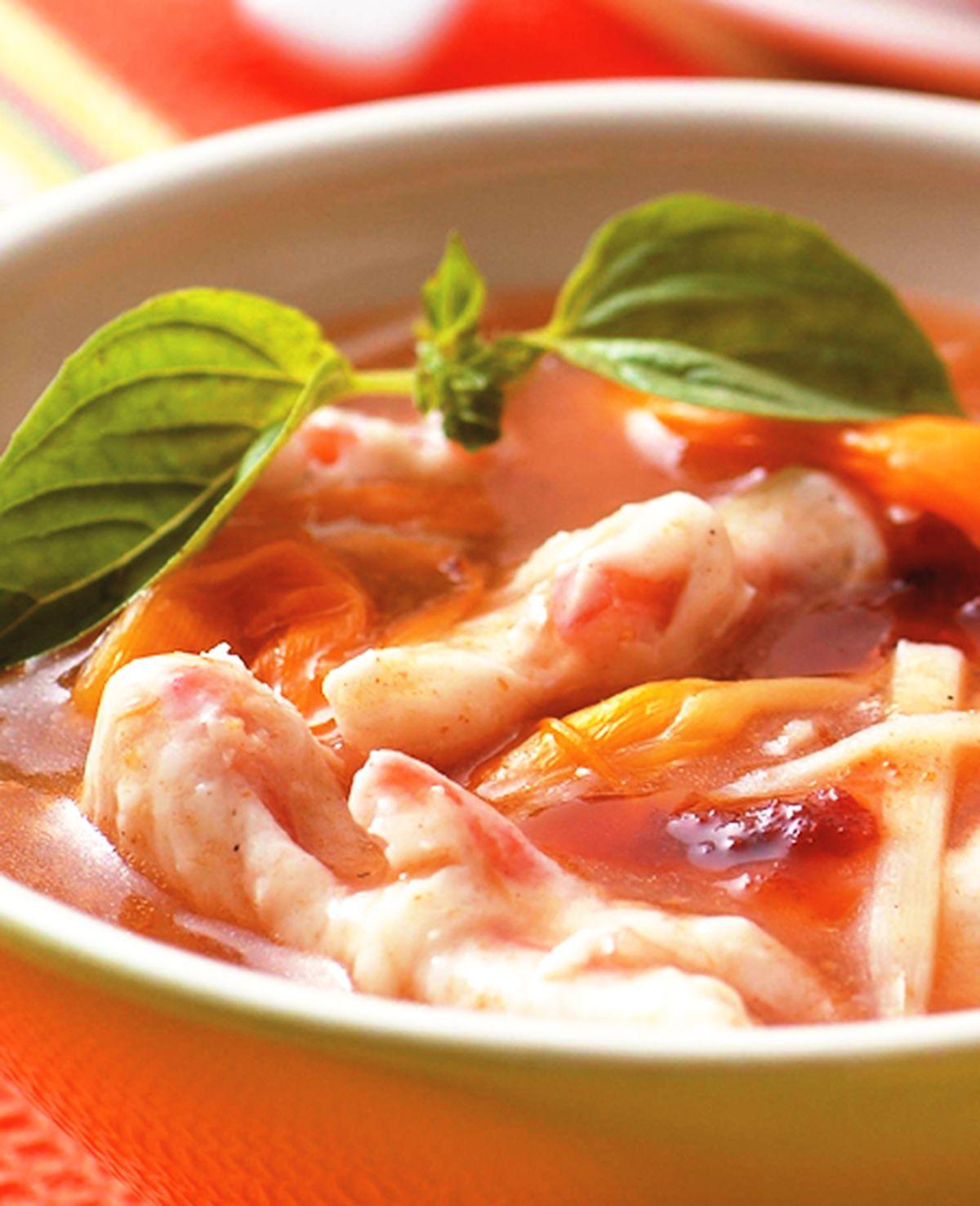 食譜:沙茶魷魚羹(4)