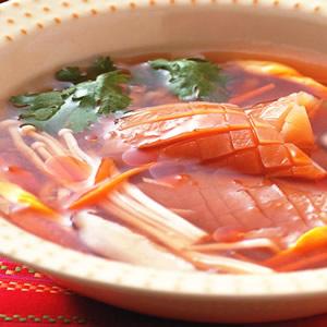 韓國魷魚羹