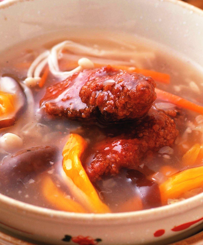 食譜:紅燒鰻魚羹