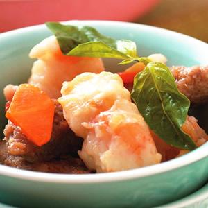 泰式蝦仁羹
