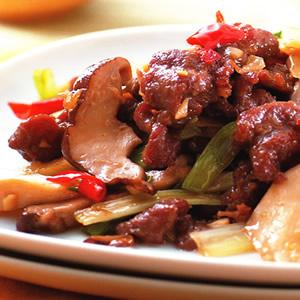 XO醬炒牛肉