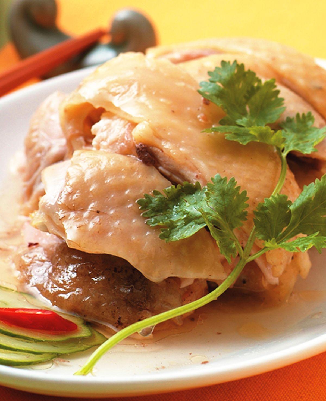 食譜:鹽水雞(1)