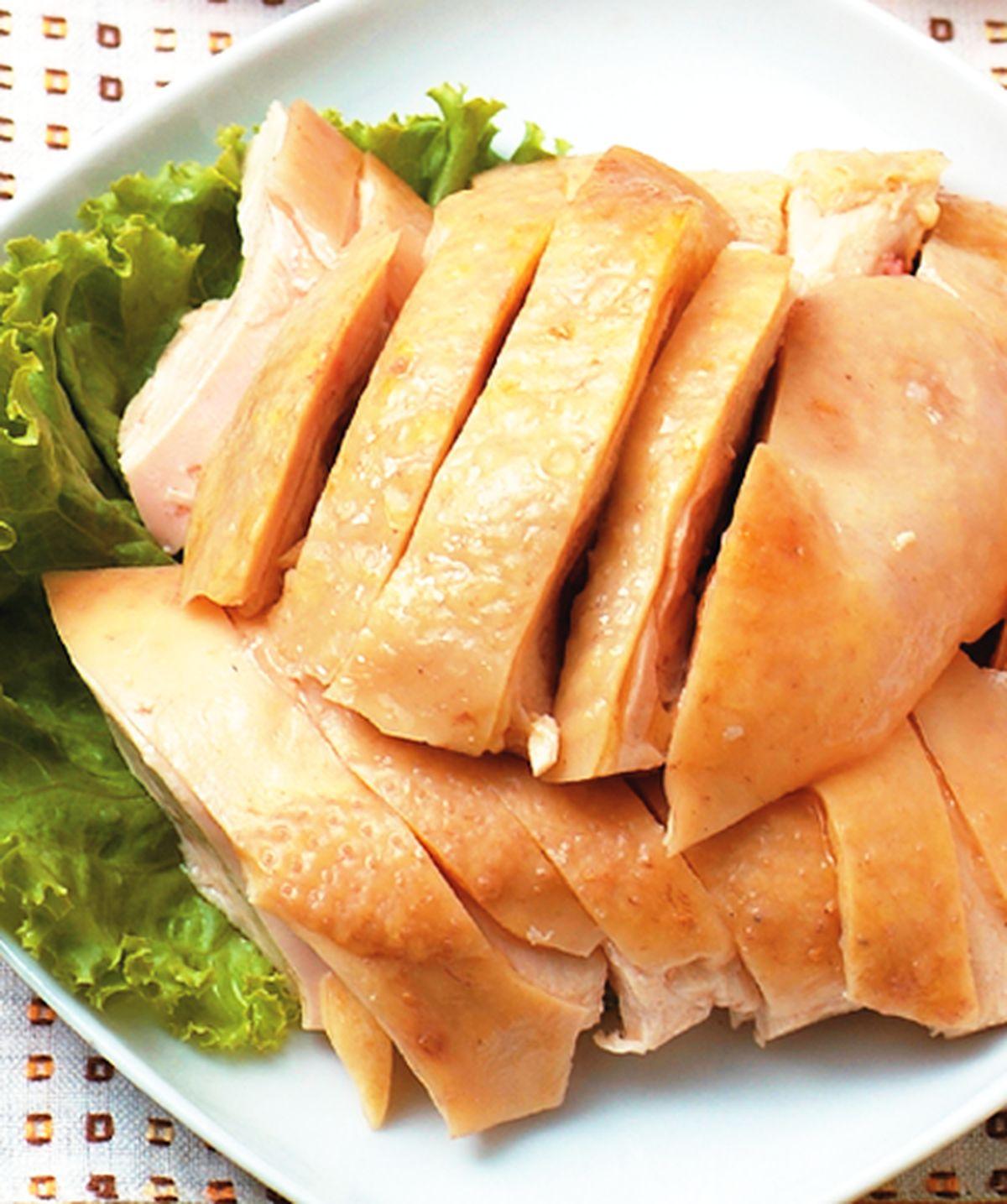 食譜:白切雞