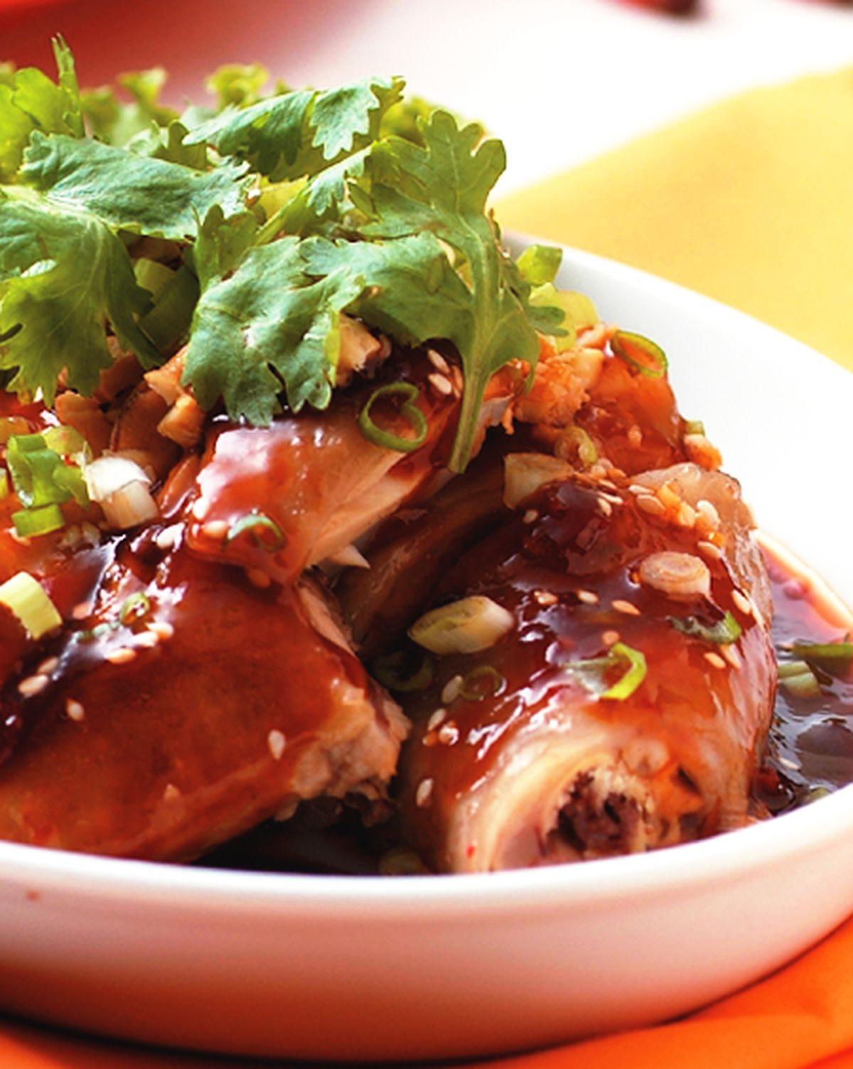 食譜:口水雞