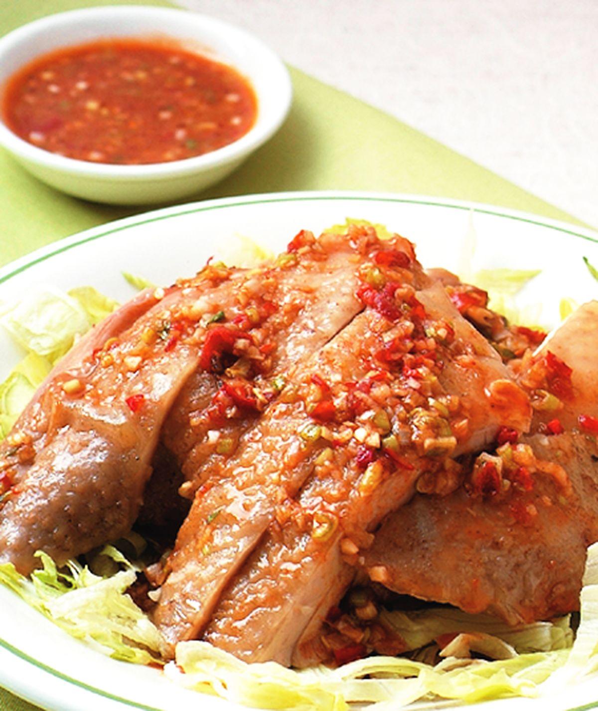 食譜:怪味雞(2)