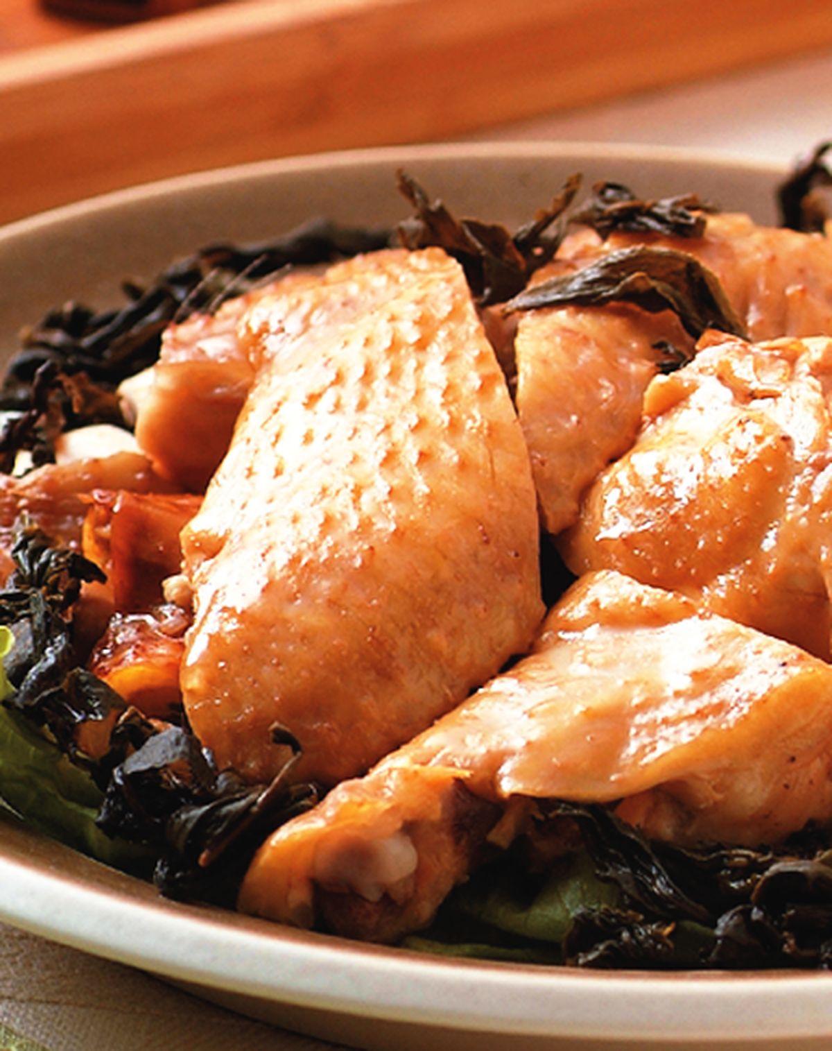 食譜:茶香雞