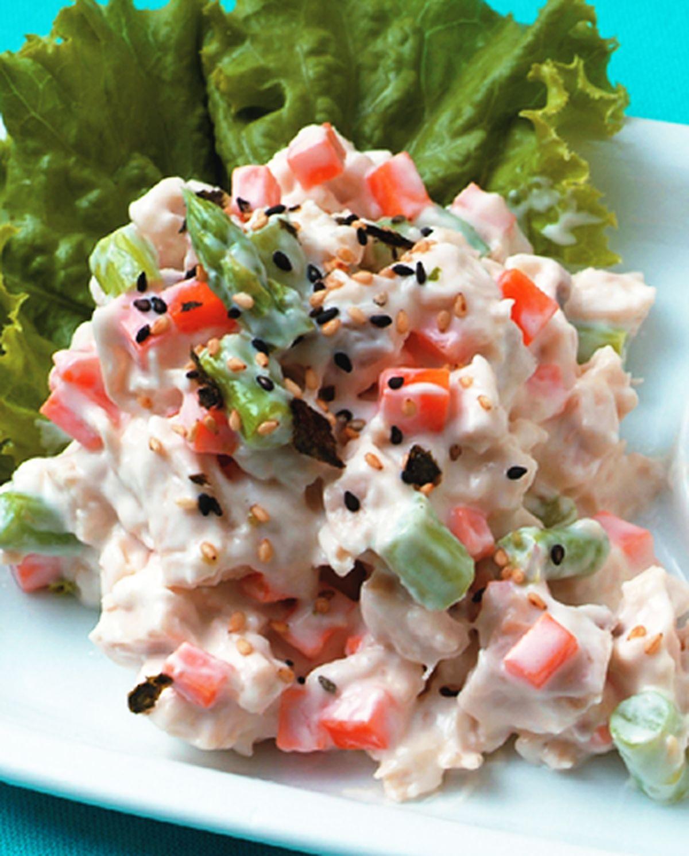 食譜:雞肉沙拉