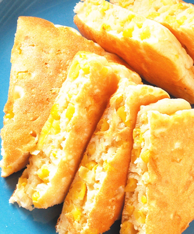 食譜:玉米煎餅