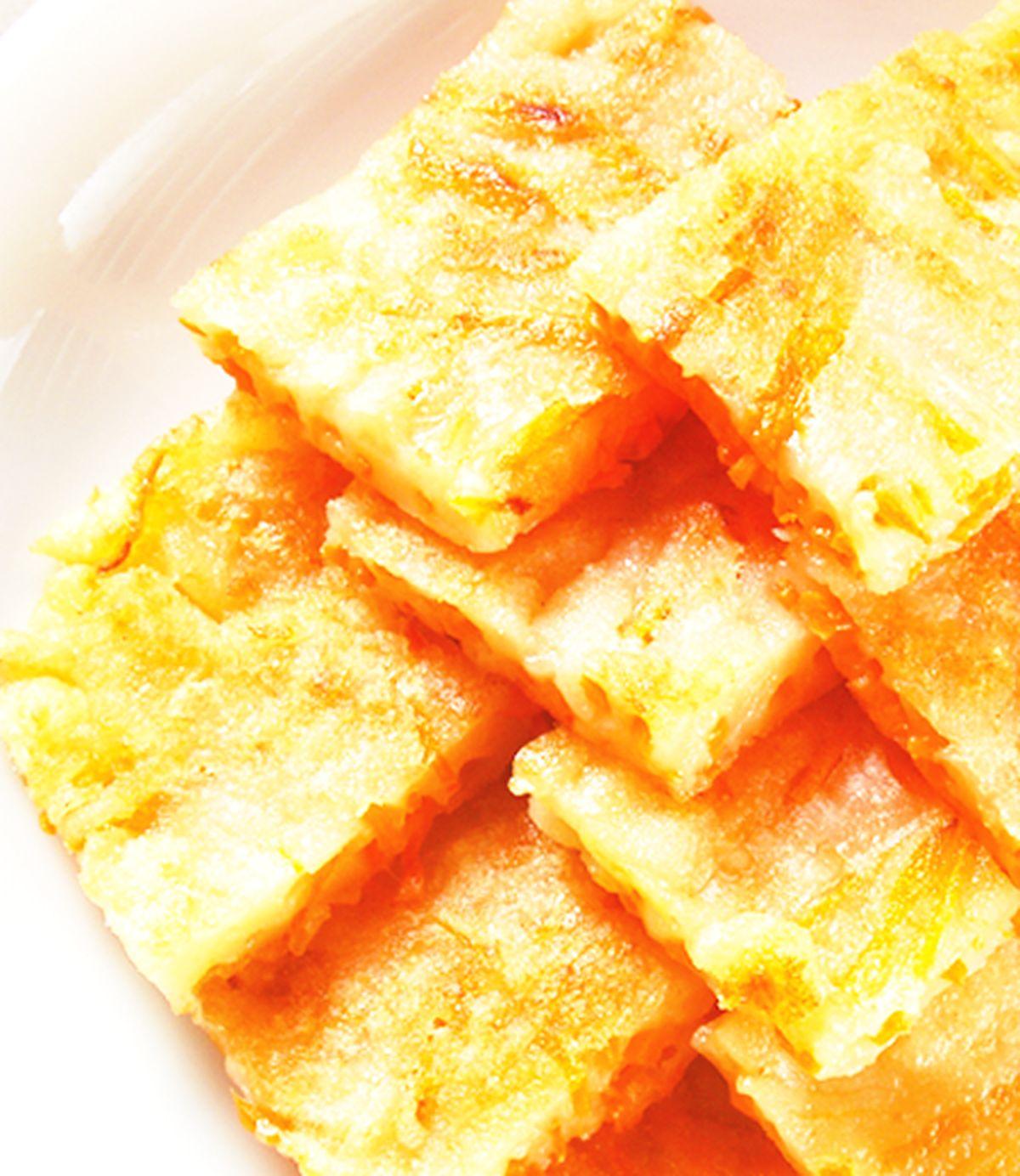 食譜:紅蘿蔔煎餅