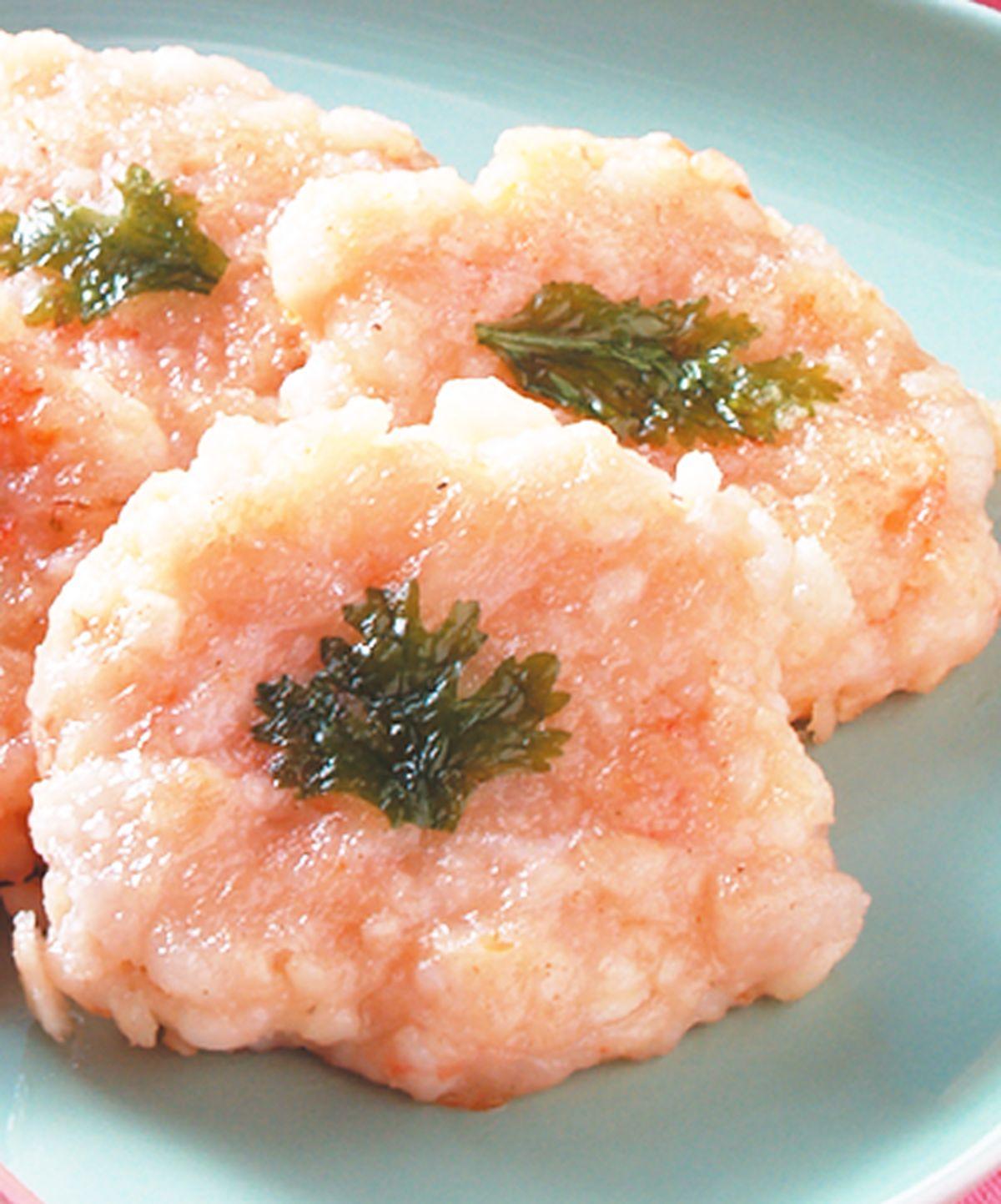 食譜:金錢蝦餅(1)