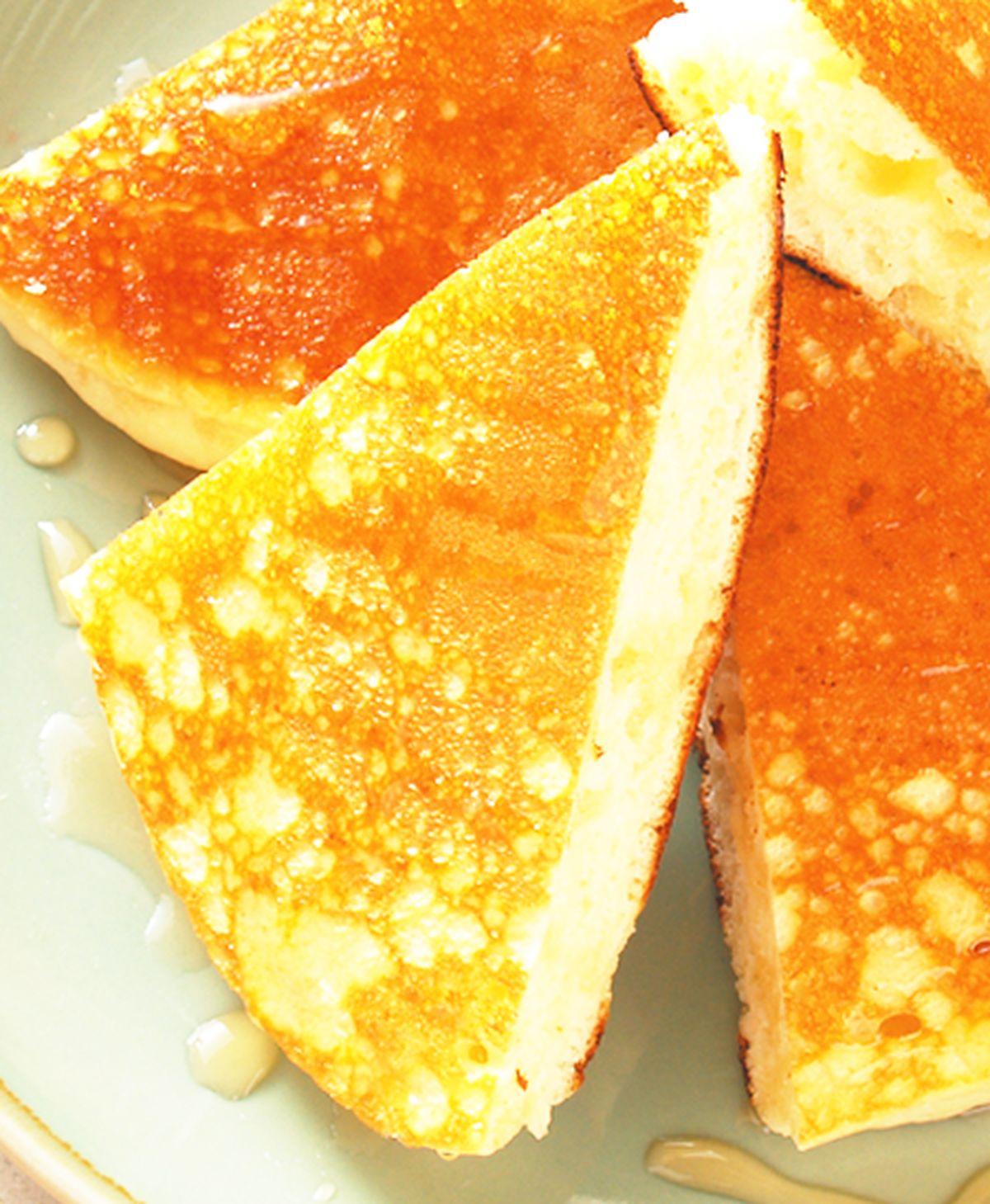食譜:牛奶煎餅