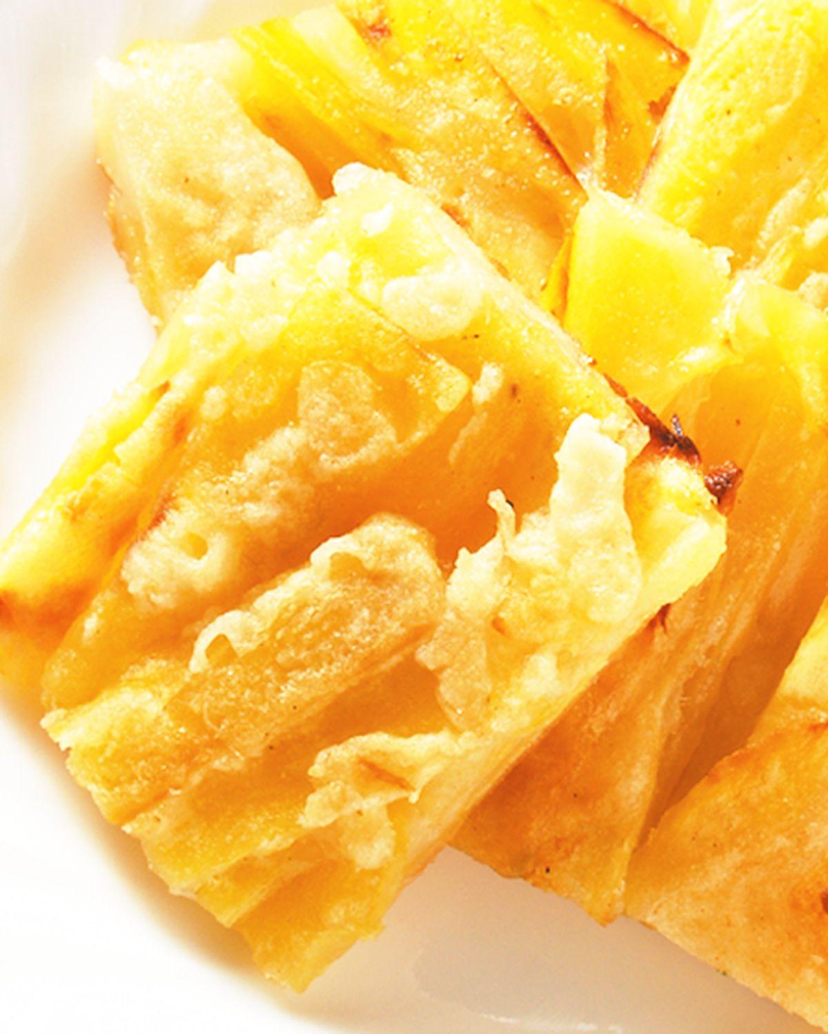 食譜:蕃薯煎餅