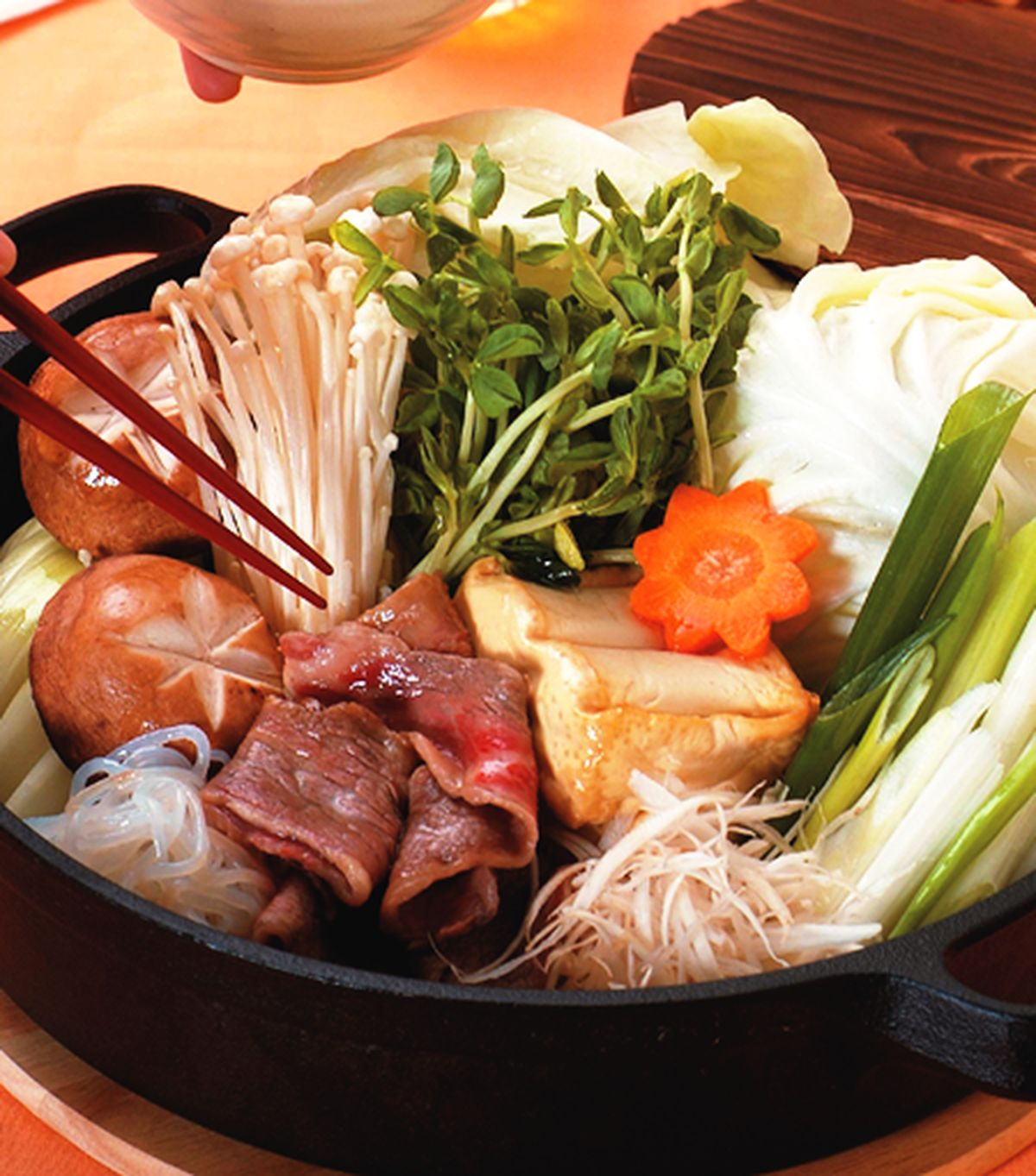 食譜:壽喜燒(3)