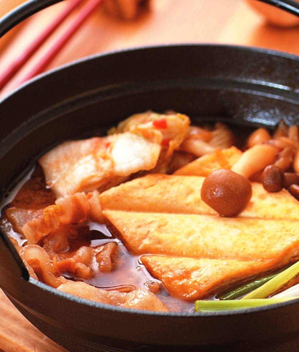 食譜:壽喜燒豆腐