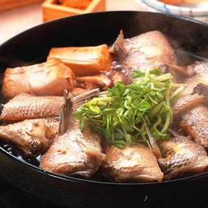 壽喜醬燒魚下巴