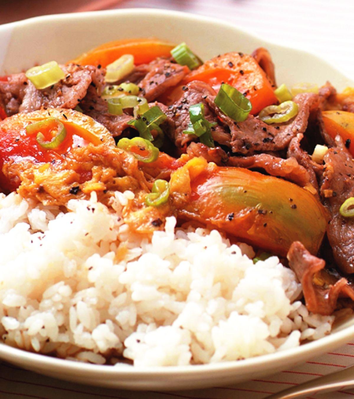 食譜:壽喜牛肉飯