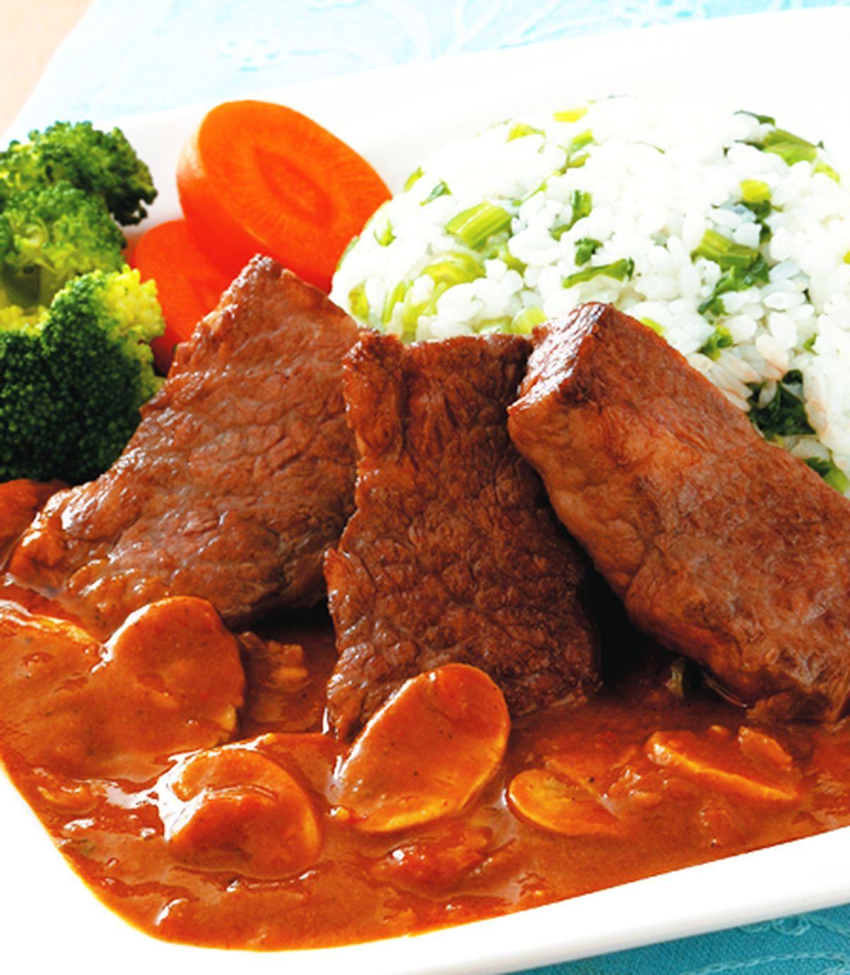 食譜:菠菜飯(2)