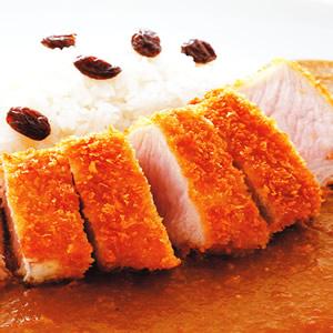 炸豬排咖哩飯