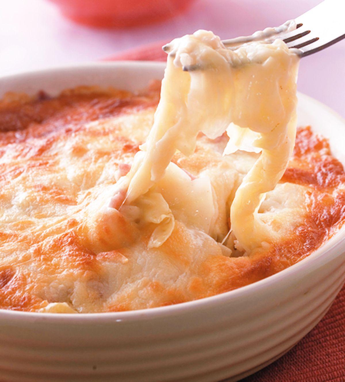 食譜:奶油焗白菜