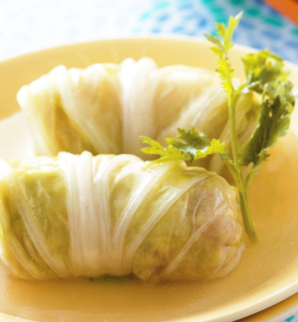 食譜:白菜卷