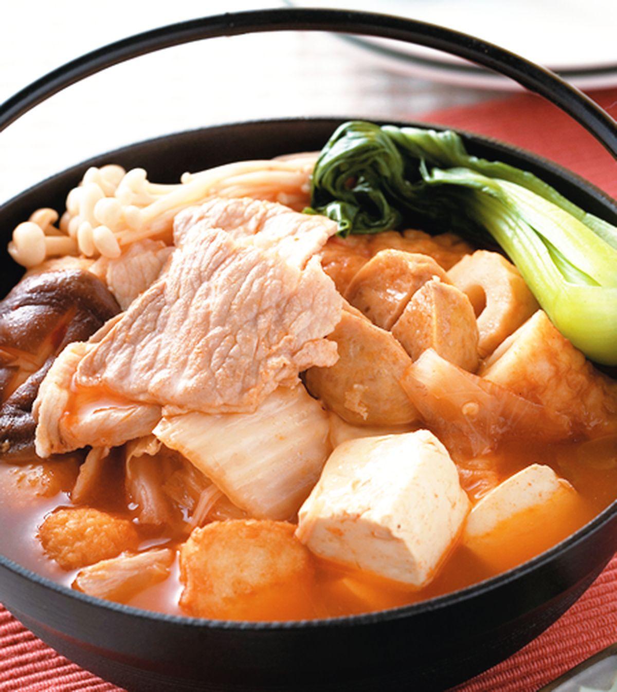 食譜:泡菜鍋(2)