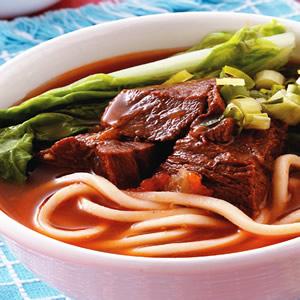 蕃茄牛肉麵