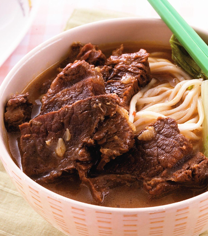 食譜:咖哩牛肉麵