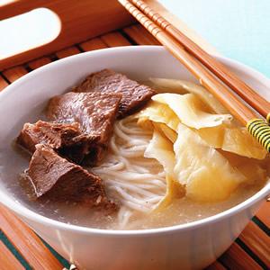 酸菜牛肉麵